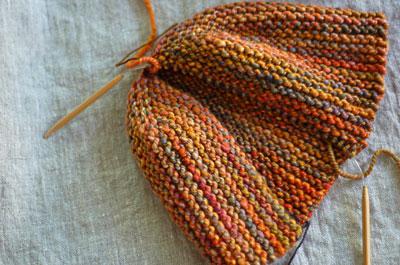 Show Garter Stitch Knitting : Garter Stitch Extravaganza and Shop News Hello Yarn